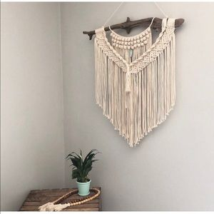 Other - Macrame wall hanging